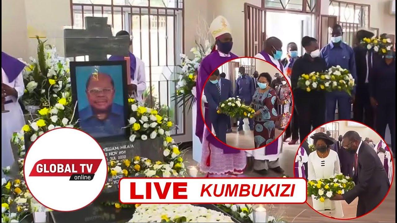 Download 🔴#LIVE: MISA ya KUMBUKUMBU ya MWAKA MMOJA wa KIFO Cha HAYATI BENJAMIN MKAPA...