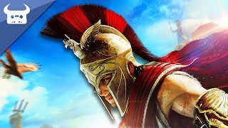 ASSASSIN'S CREED ODYSSEY: EPIC RAP | Dan Bull