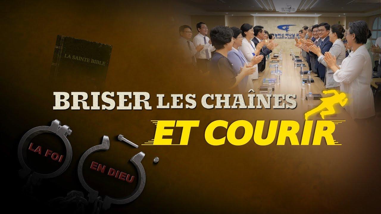« Briser les chaînes et courir » Film chrétien Bande-annonce VF (2018)