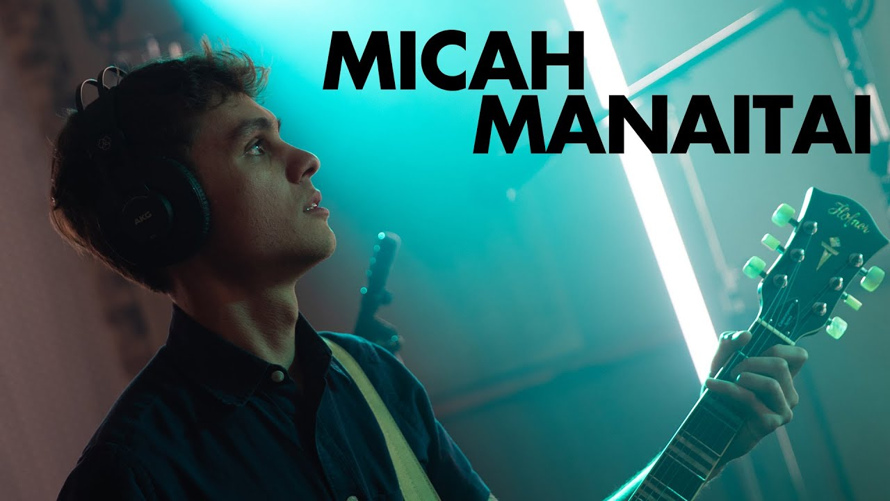 Micah Manaitai - She Calls Me The Moon | Music Human