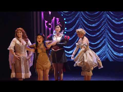 Disenchanted - The Hilarious Hit Musical Returns Nov. 7-12, 2017