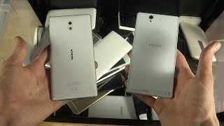 Nokia 3 vs. Sony Xperia Z - Which Is Faster? (Video Request)