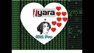 using Yara Rules With IDA Pro - New Tool!