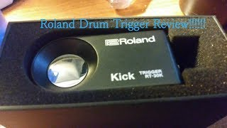 Roland Rt-30K Kick Trigger Review