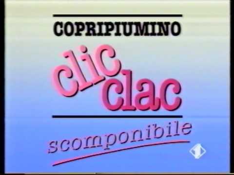 Copripiumino Clic Clac Zucchi.Tv 90 Spot Zucchi Clic Clac Youtube