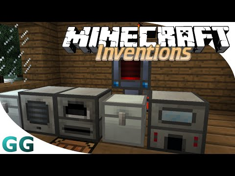 Modded Minecraft FTB Inventions Ep. 4: Thermal Expansion!