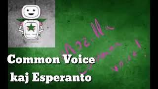 Common Voice kaj Esperanto #Mozilla #CommonVoice #Venezuela #Esperanto #EsperantoLives