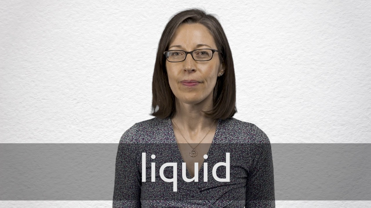 Liquid Synonyms | Collins English Thesaurus