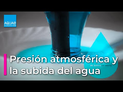 aquae tv el agua que sube por la botella youtube