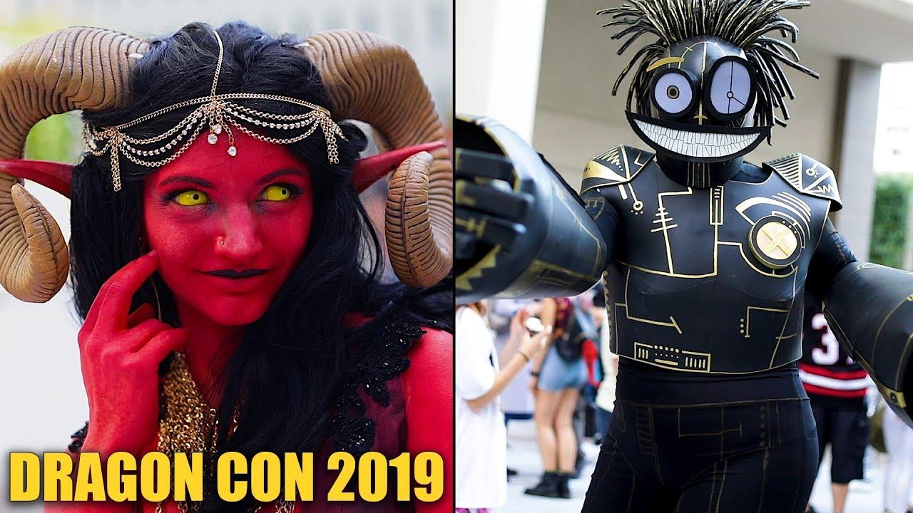 Download Dragon Con 2019 Cosplay Video