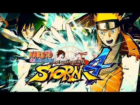 Cara Install/Memainkan Naruto Ultimate Ninja Storm 4 Di Android