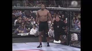 Cal Worsham vs. Zane Frazier - UFC 9:Motor City Madness