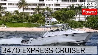 Glacier Bay 3470 Express Cruiser | KNOT ON CALL