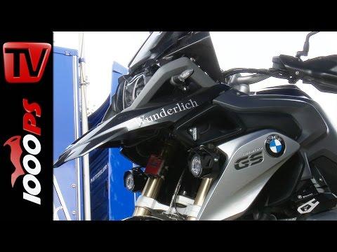 2015 Wunderlich BMW R 1200 GS |  Umbau, Zubehör, Sound