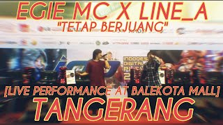 TNG Voice - Tetap Berjuang (@BaleKota Mall Tangerang)
