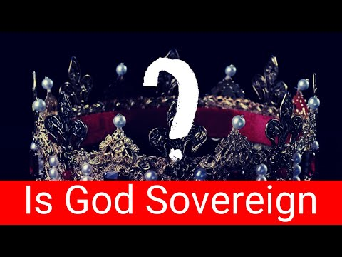Is God Sovereign - King of kings or Ultimate Cause?