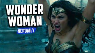 Wonder Woman EN 11 MINUTOS