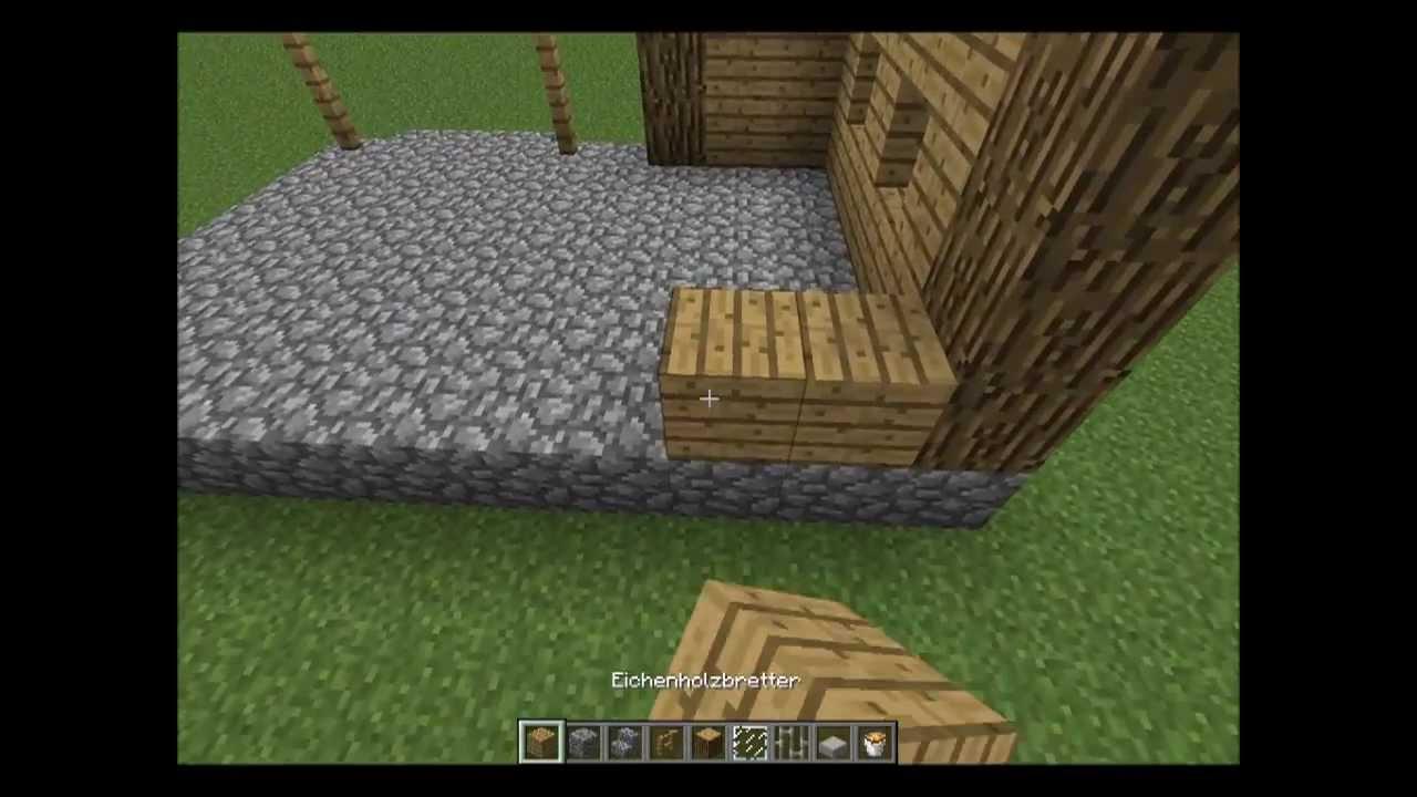 MinecraftDorfbewohner Schmiedebauen YouTube - Minecraft hauser dorfbewohner