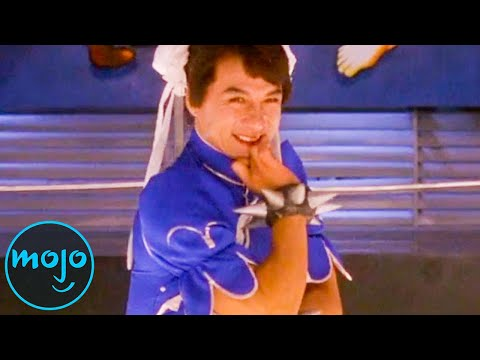 Top 10 Funniest Jackie Chan Movie Fight Scenes