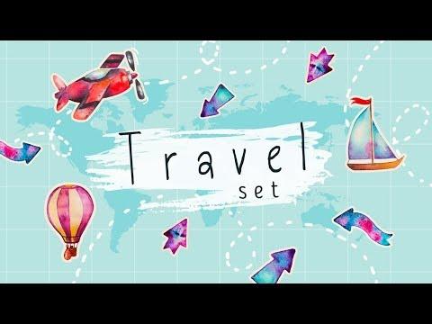 Movavi Effects Store | Travel Set