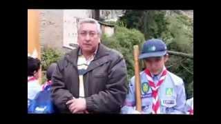 Aprendiendo Historia de Ipiales con Julio Cesar Chamorro y el Grupo Mafeking 9