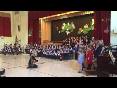 Walsingham Academy- January 27, 2017- Kookaburra/ The Little Turtle/ Six Little Ducks