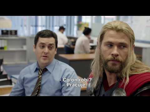 """""""Thor: Ragnarok"""": Mockumentary"""