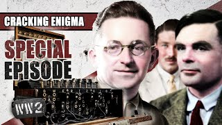 The Battle to Crack Enigma - The real story of 'The Imitation Game' - WW2 Special