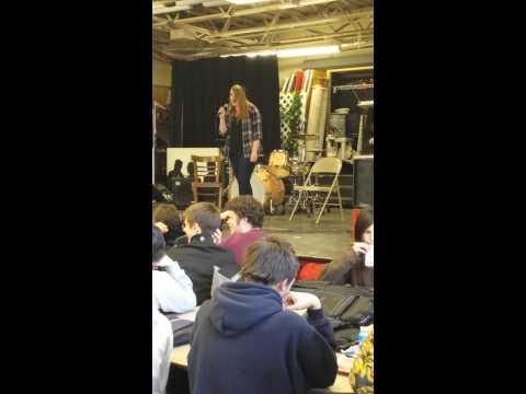 Orono high school talent show