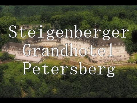 Steigenberger Grandhotel Petersberg in Konigswinter, Germany