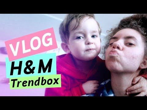 H&M Haul / Marleen Vlog / kinder_sein / frau_sein