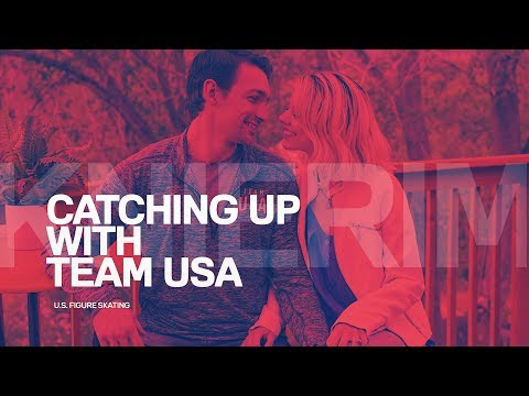 Alexa Scimeca Knierim & Chris Knierim | Catching Up With Team USA
