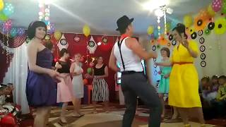 """Білокуракине. Випускний в ДНЗ """"Сонечко"""" (уривки) 2018"""