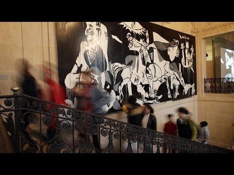 فرنسا تحصل على تسعة أعمال لبيكاسو بمبادرة من ابنته مايا…