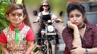 """ख़ुशी का फटका छोटू बीच में लटका """" Desi Chhotu English Mem """"Part 25"""""""
