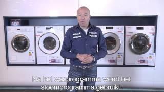 Miele WKR 770 WPS W1: De nieuwe W1 wasmachine van Miele met PowerWash en een 9 kilo vulinhoud!