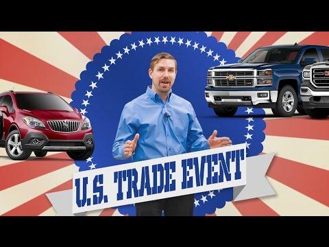 U.S. Trade Event - April 21-22 - Davis Claresholm Chevrolet