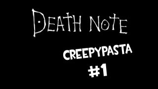 Loquendo-Creepypasta de death Note
