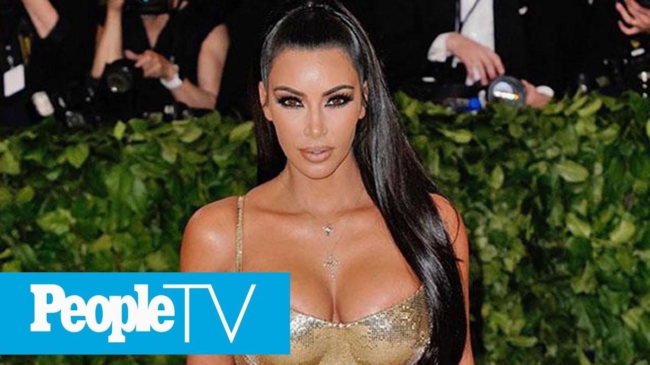 Kim Kardashian Attends 2018 Met Gala Without Kanye West ...