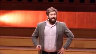 Time to change, dare to leave your comfort zone | Mathieu de Lophem | TEDxVlerickBusinessSchool