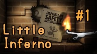 Little Inferno #1 - QUEIMA TUDO!