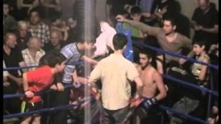kikboxing velievi renata (ponichala) vs babaev anar (marneuli) K-1 14.06.2009w.1/2 finali