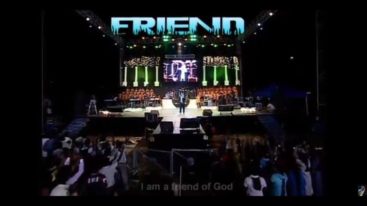 Who wrote i am a friend of god