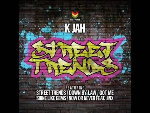 K Jah - Down By Law - Street Trends E.P - Natty Dub Recordings