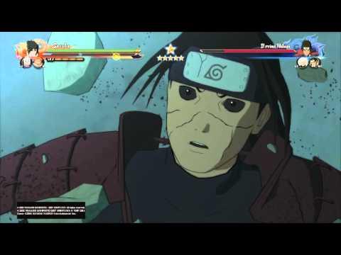 NARUTO SHIPPUDEN Ultimate Ninja STORM 4 - Team Taka Vs Hokage's Of The Past Rank S