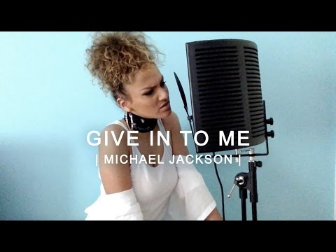Give In To Me - Michael Jackson cover | Jelena (Frizzy)