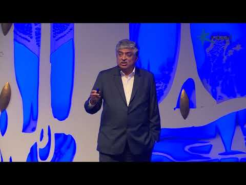 Connecting a Billion Indians - Nandan Nilekani at Kalaari Summit 2018