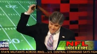 Sean Hannity LOSES IT Discussing Corporal Punishment