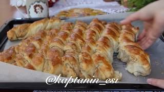 Ramazanın İlk Sahuru İçin Şahane Bir Fikrim Var ll Haşhaşlı Çörek ll Kaptanın Eşi