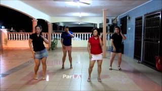 Line Dance -  Number 9 by Teng Teng (Malaysia, October 2013)